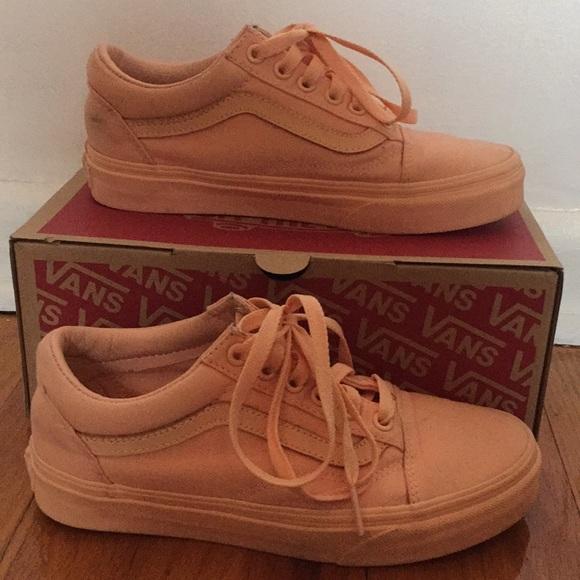 9003c64e0c1b Vans Shoes - Pink-Apricot Vans